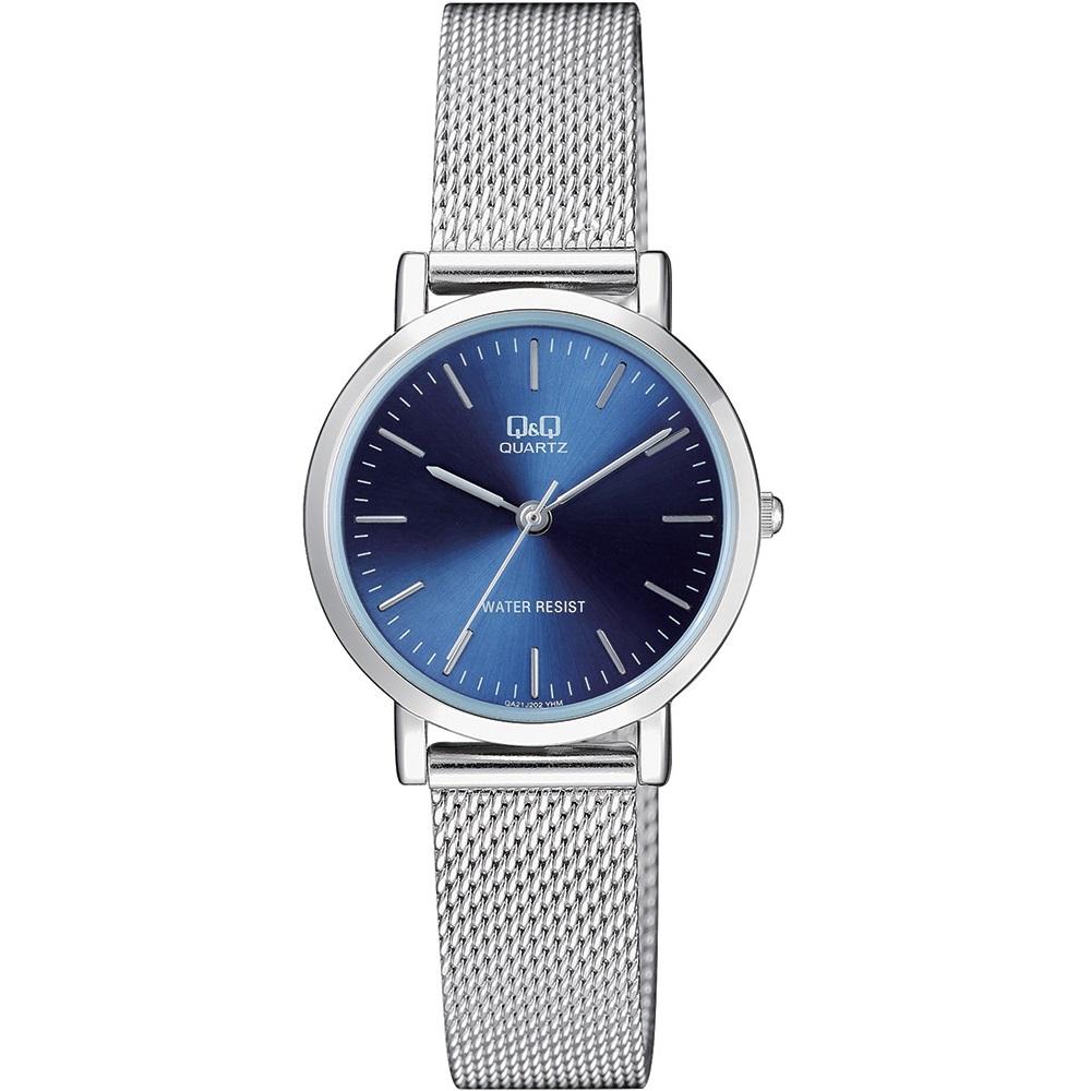 ساعت مچی عقربه ای زنانه کیو اند کیو مدل QA21J202Y              ارزان