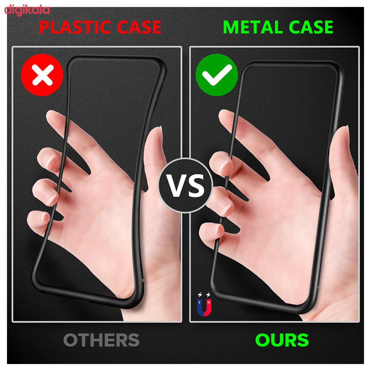 کاور 360 درجه مدلMAG مناسب برای گوشی موبایل سامسونگ Galaxy A30S /A50 / A50s