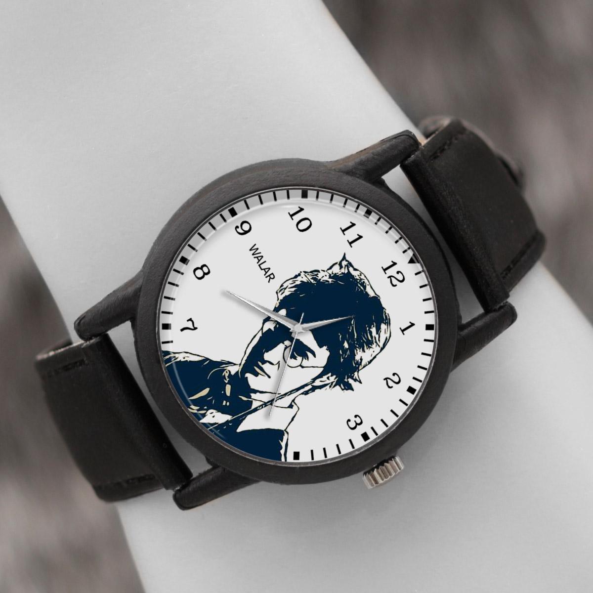 کد تخفیف                                      ساعت مچی عقربه ای والار طرح هری پاتر کد LF2058