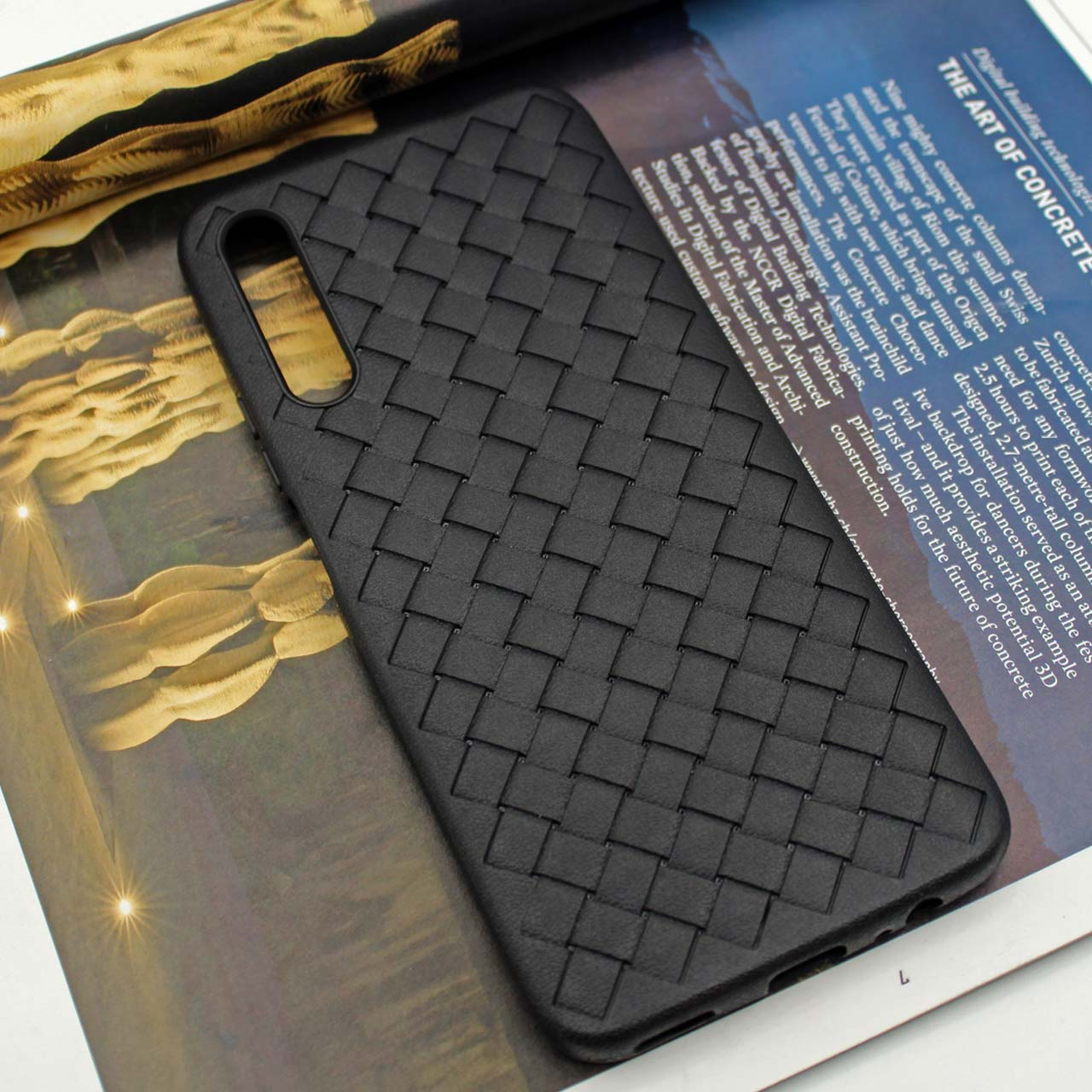کاور کینگ پاور مدل HA21 مناسب برای گوشی موبایل هوآوی Y9s