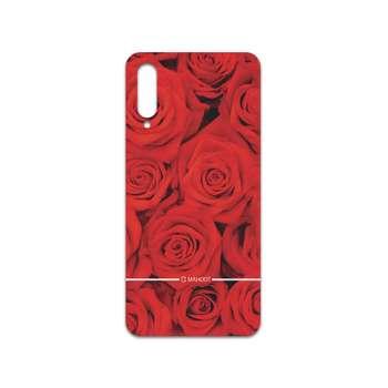 برچسب پوششی ماهوت مدل Red-Flower مناسب برای گوشی موبایل سامسونگ Galaxy A50s