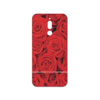 برچسب پوششی ماهوت مدل Red-Flower مناسب برای گوشی موبایل سامسونگ Galaxy A20s