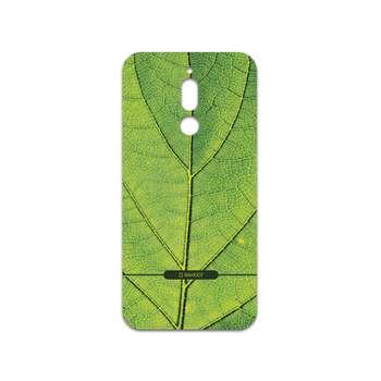 برچسب پوششی ماهوت مدل Leaf-Texture مناسب برای گوشی موبایل سامسونگ Galaxy A20s