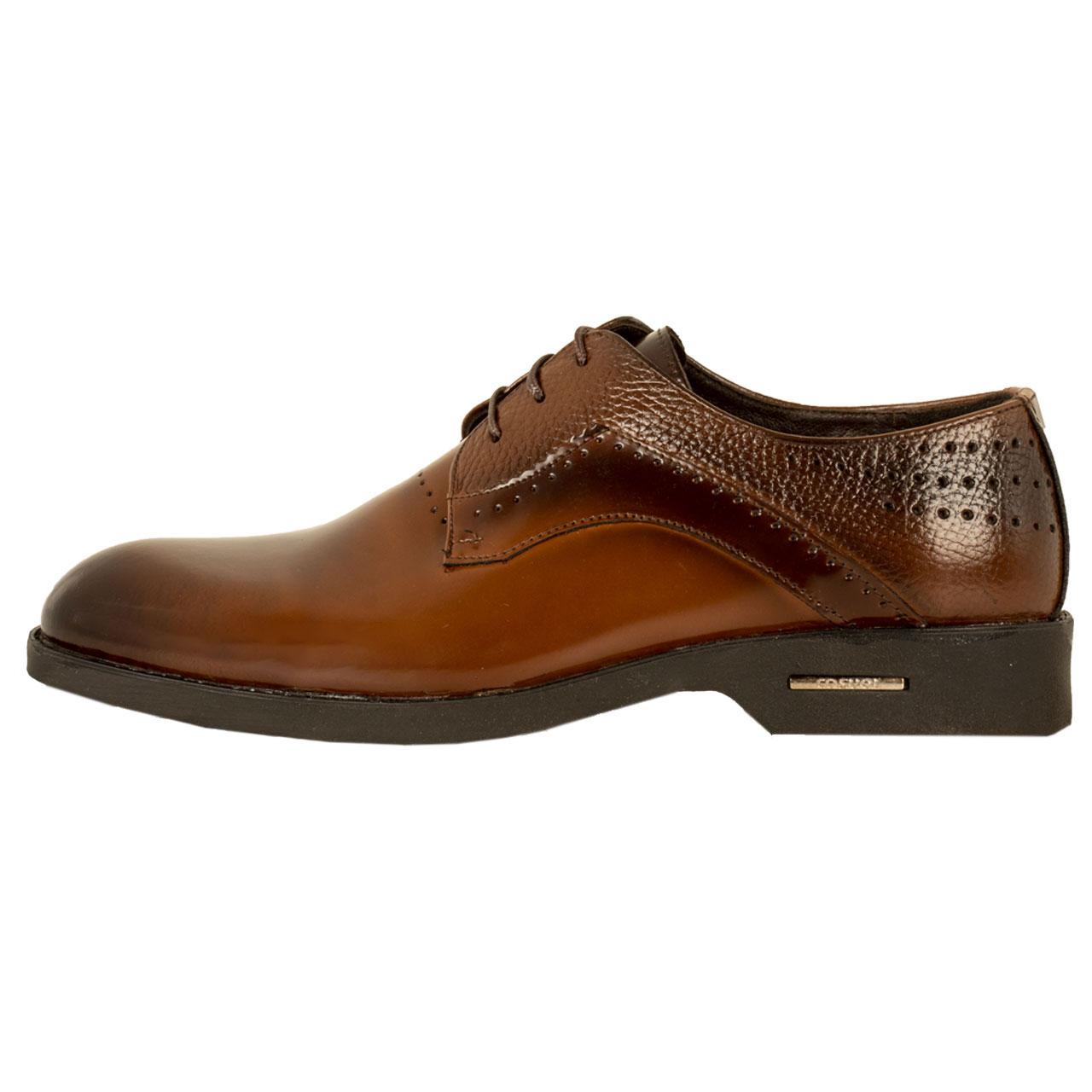 کفش مردانه پارینه چرم مدل SHO205