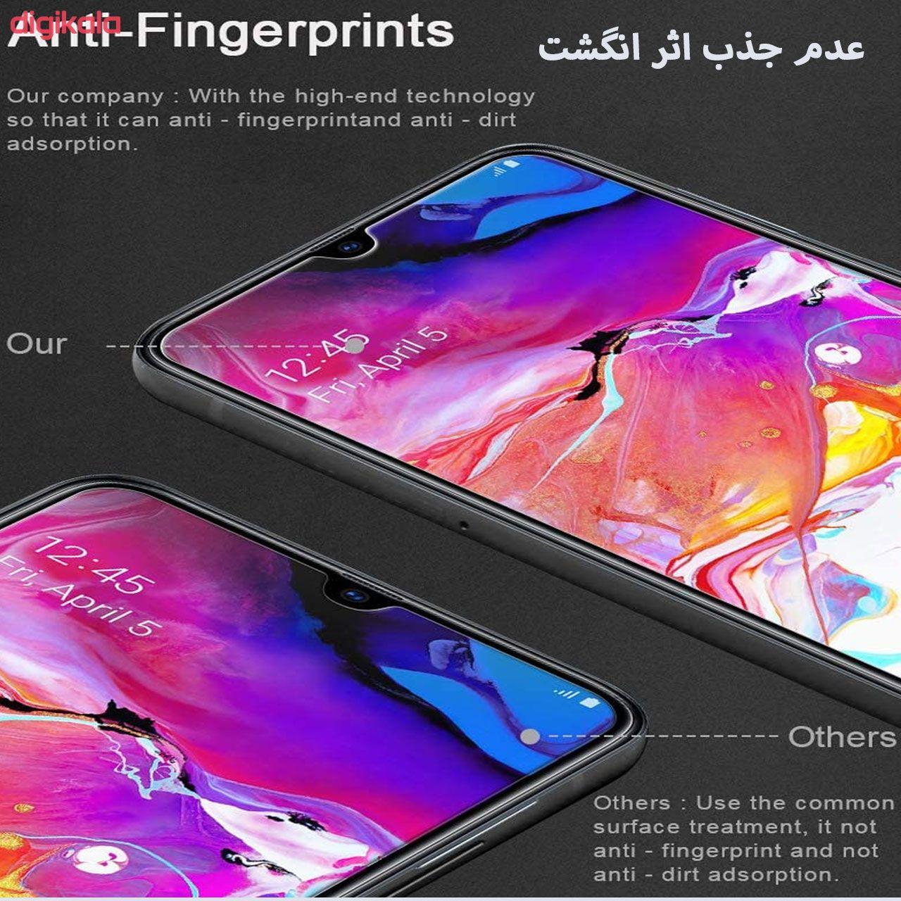 محافظ صفحه نمایش هورس مدل UCC مناسب برای گوشی موبایل سامسونگ Galaxy A70 بسته دو عددی main 1 6