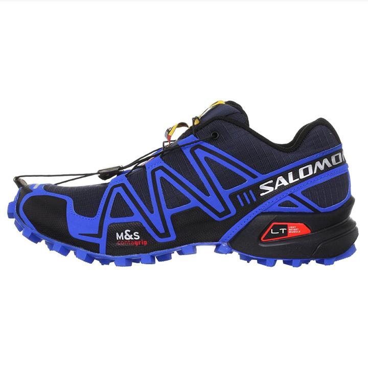 کفش مخصوص پیاده روی مردانه سالومون مدل speed cross 3 -781411