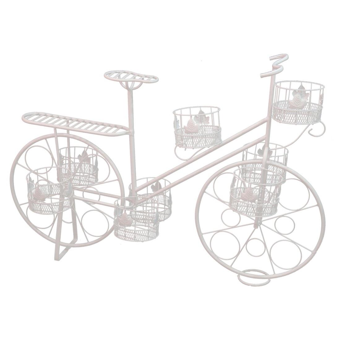 استند گلدان طرح دوچرخه کد 107
