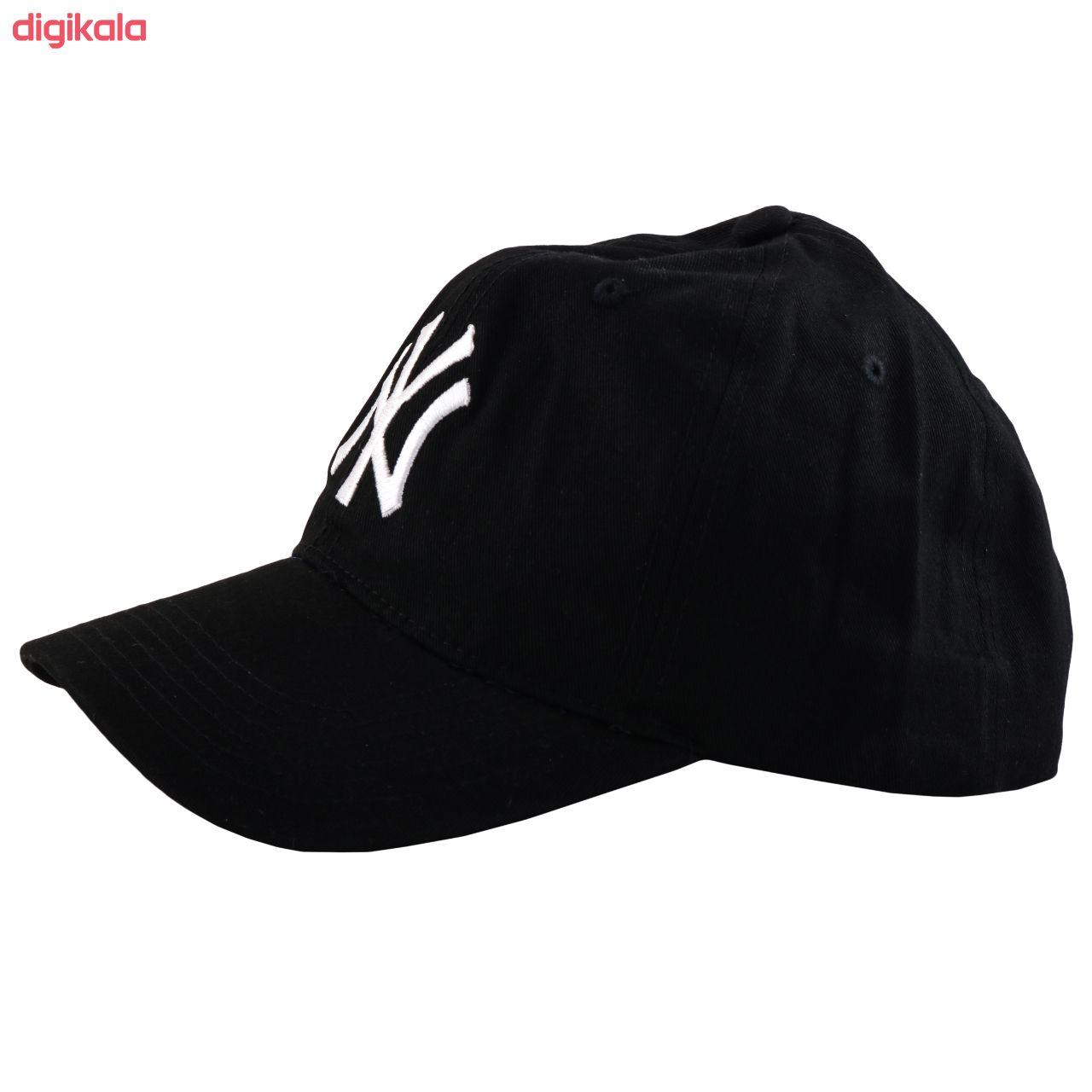 کلاه کپ طرح NY کد 4832 main 1 1