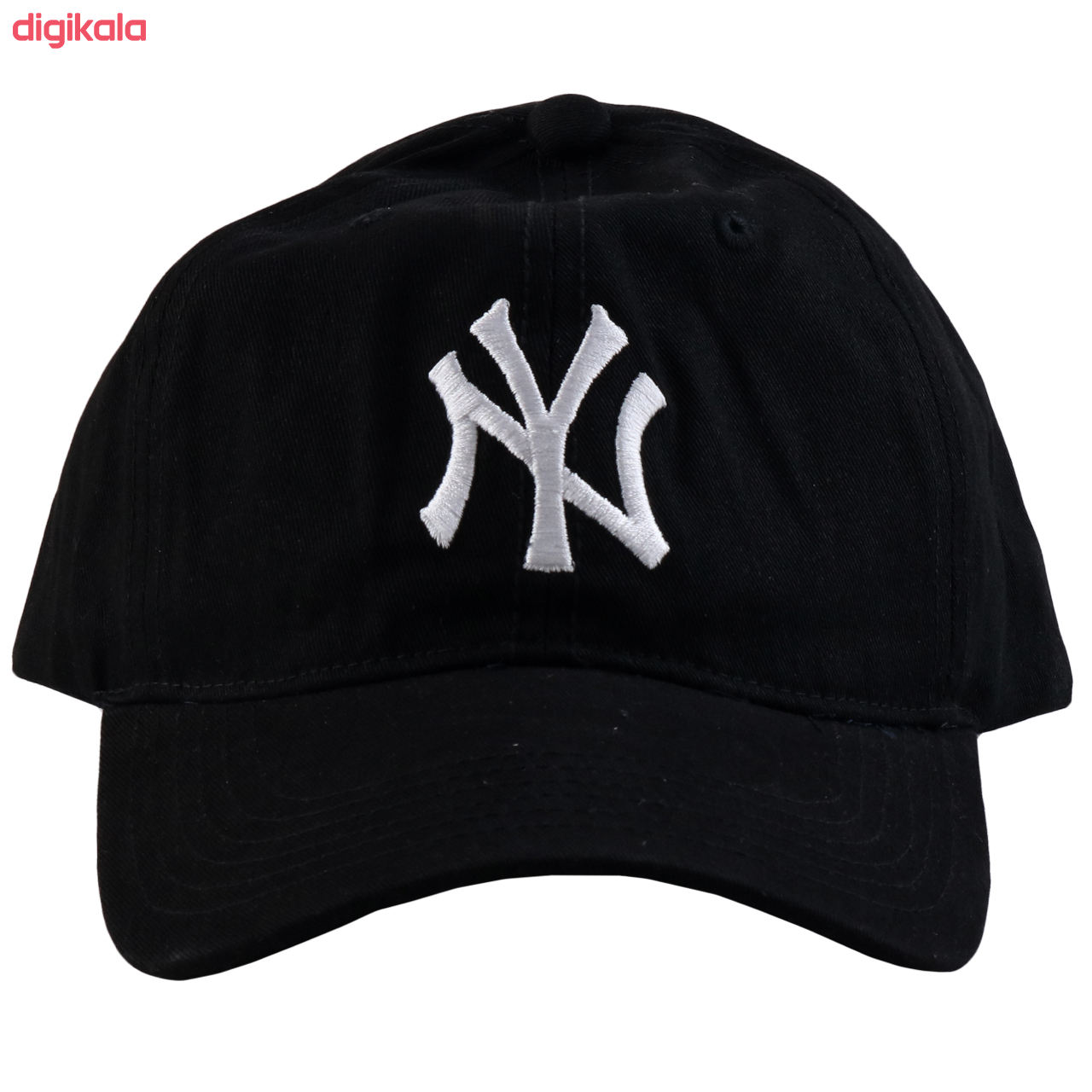 کلاه کپ طرح NY کد 4832 main 1 2