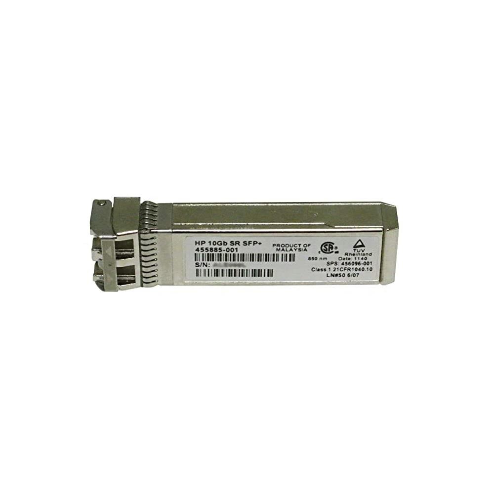 ماژول فیبر نوری اچ پی مدل  001-455883 - BLC 10GB SR SFP-Plus Opt