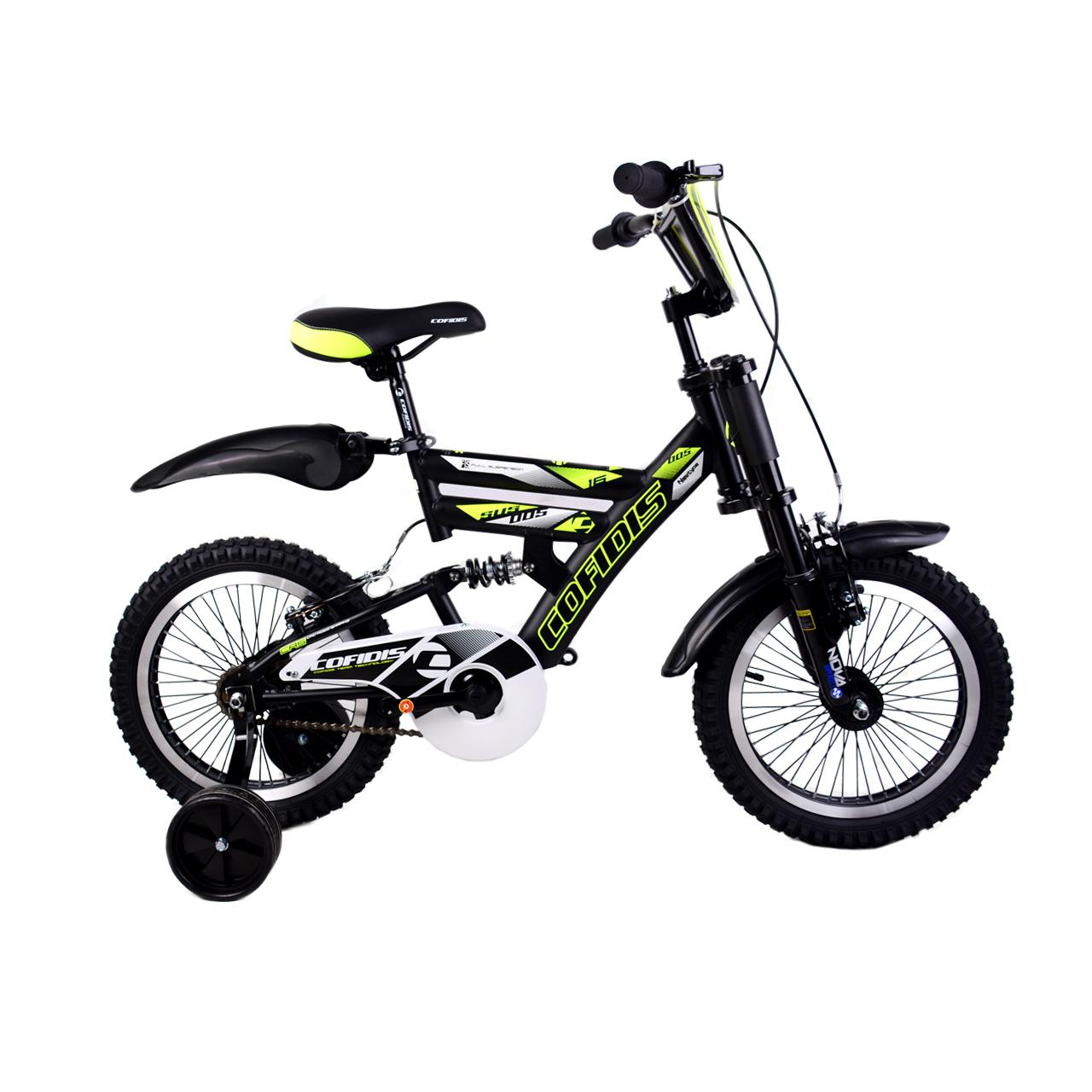 دوچرخه شهری کافیدیس مدل F25 سایز 16