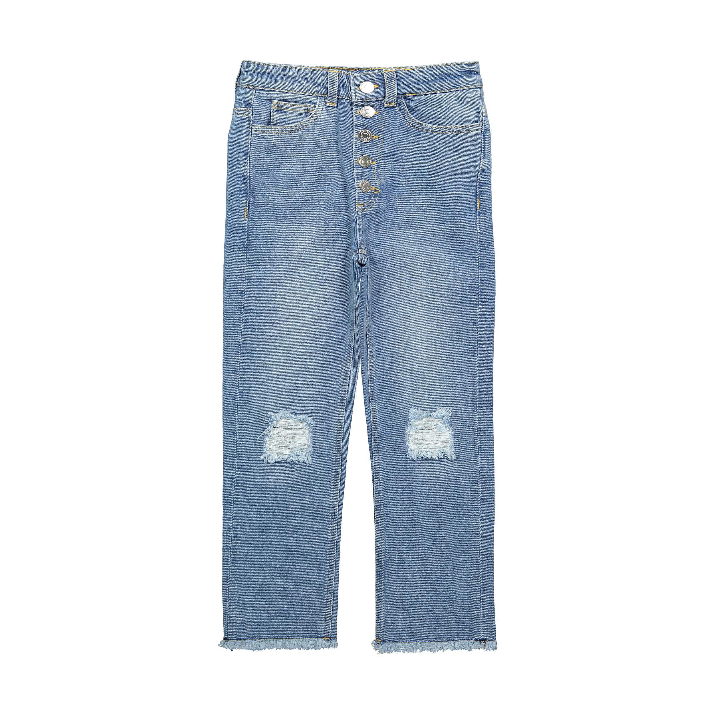 خرید ارزان شلوار جین زنانه آر ان اس مدل 1104080-58