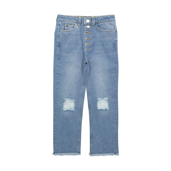 شلوار جین زنانه آر ان اس مدل 1104080-58