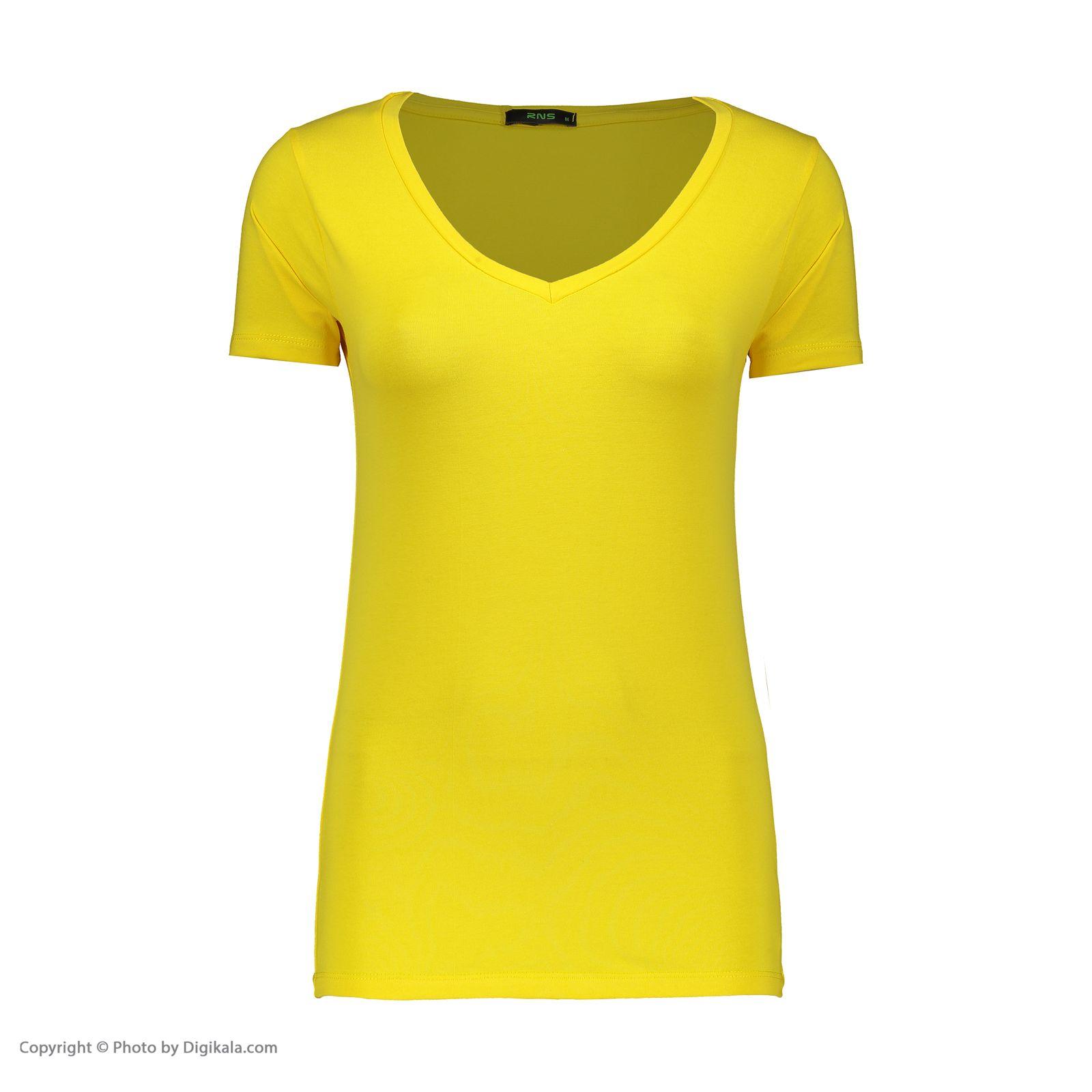 تصویر تی شرت زنانه آر ان اس مدل 1102077-16