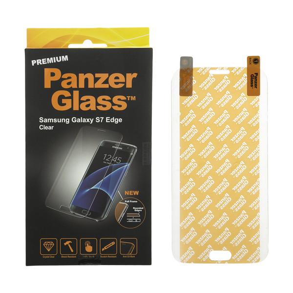 محافظ صفحه نمایش پنزر گلس مدل Premium مناسب برای گوشی موبایل سامسونگ  Galaxy S7 Edge