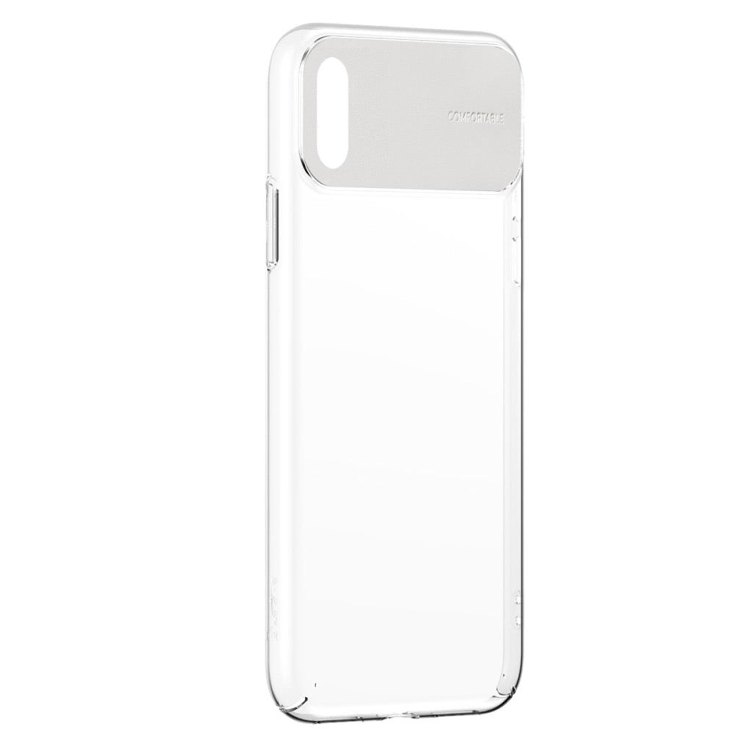کاور باسئوس مدل WIAPIPH61-SS13 مناسب برای گوشی موبایل اپل iPhone XR