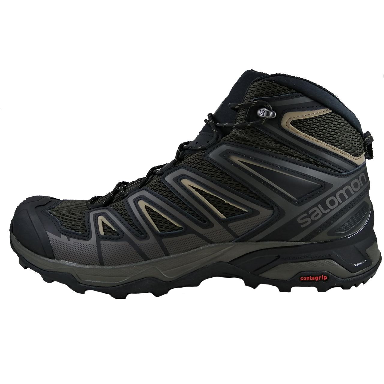 خرید                     کفش کوهنوردی مردانه سالومون مدل 410439