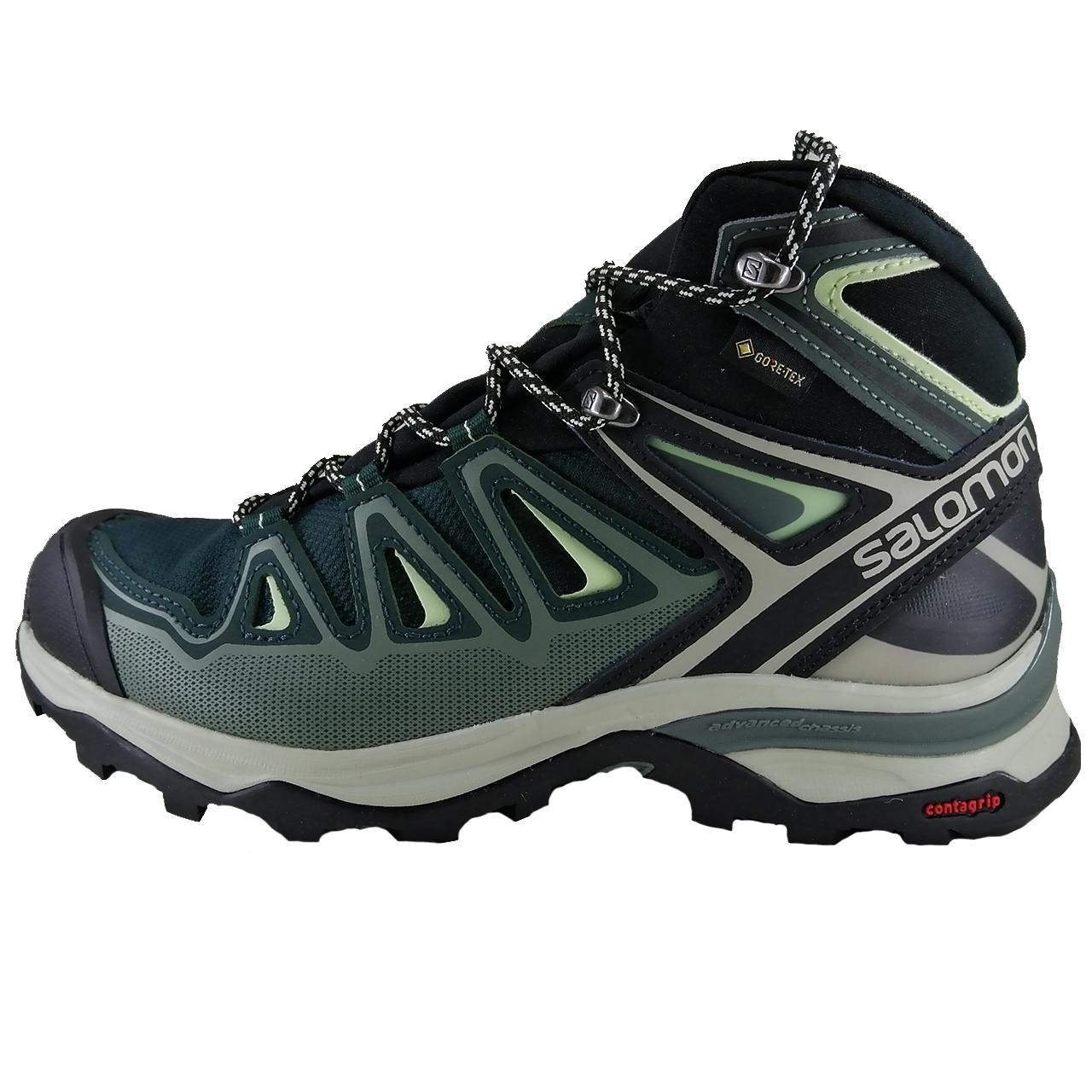 خرید                     کفش کوهنوردی زنانه سالومون مدل 409940