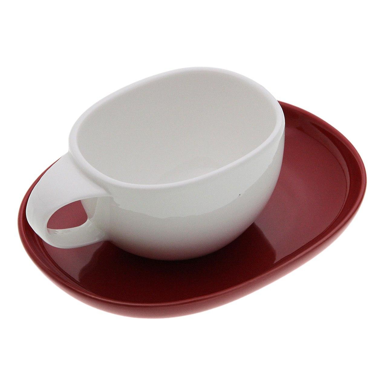 سرویس قهوه خوری 12 پارچه وان کافی مدل بارکا کالر کد JX002-300-C