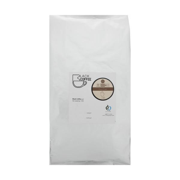 دانه قهوه بلک کافی - 1 کیلوگرم