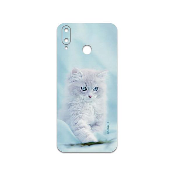برچسب پوششی ماهوت مدل Cat-1 مناسب برای گوشی موبایل جی پلاس Q10