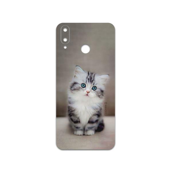 برچسب پوششی ماهوت مدل Cat-2 مناسب برای گوشی موبایل جی پلاس Q10