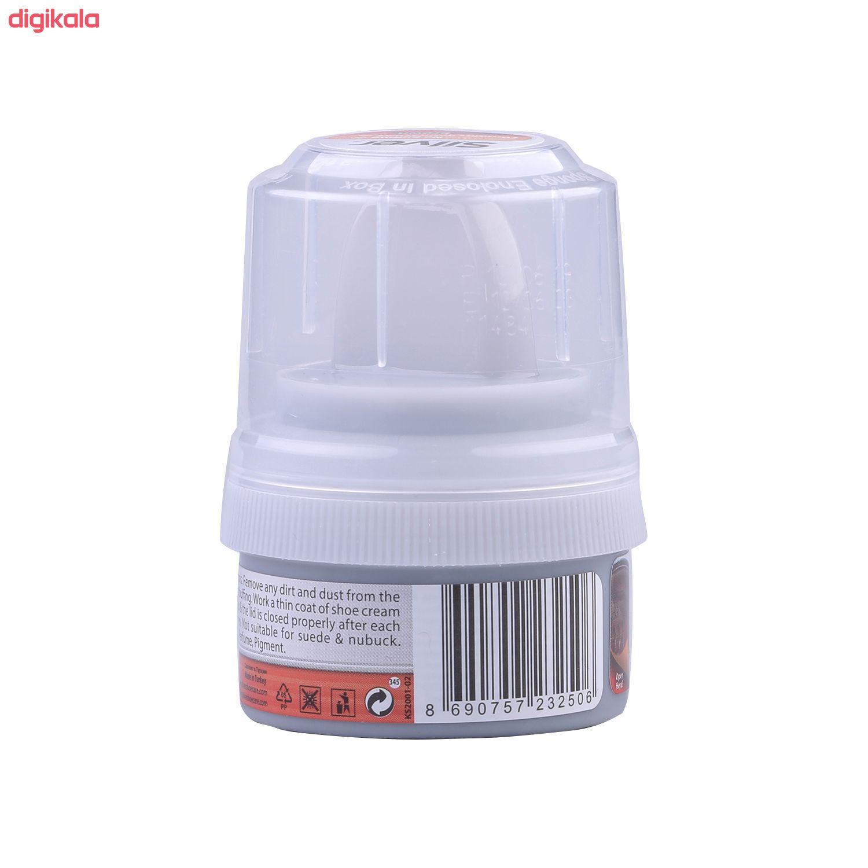 واکس کفش سیلور کد KS300102 main 1 1