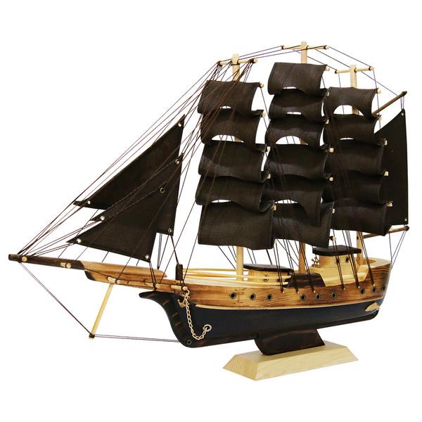 ماکت دکوری طرح کشتی مدل ch301