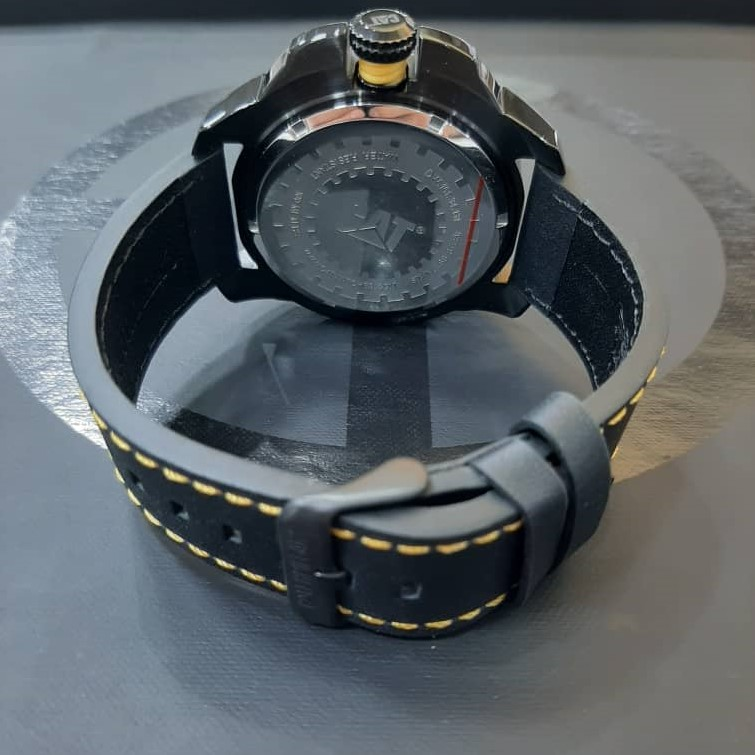 کد تخفیف                                      ساعت مچی عقربه ای مردانه کاترپیلار کد DW.161.34.131