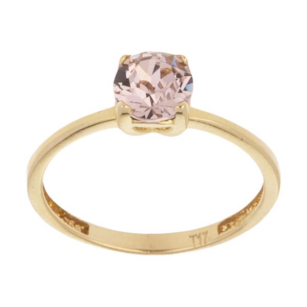 انگشتر طلا 18 عیار زنانه درسا مدل 2332-7