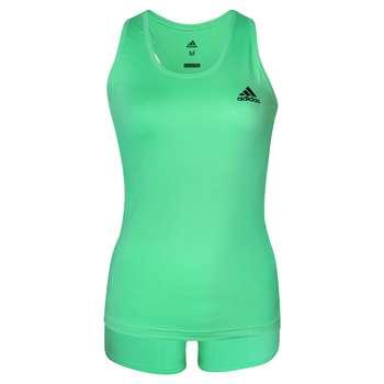 ست تاپ و شلوارک ورزشی زنانه کد Agrw92