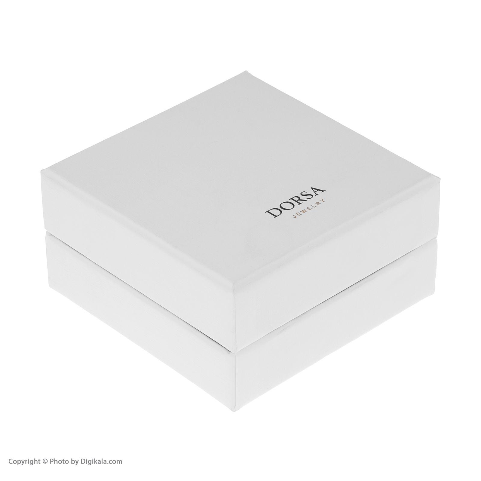 انگشتر طلا 18 عیار نه درسا مدل 2558-3