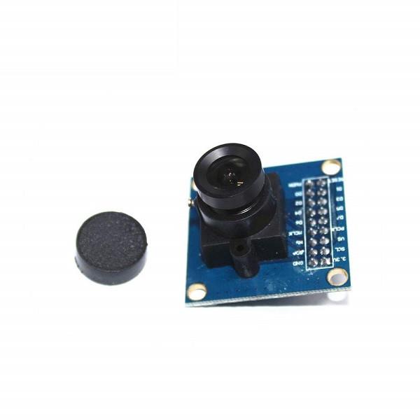 ماژول دوربین رنگی مدل OV7670