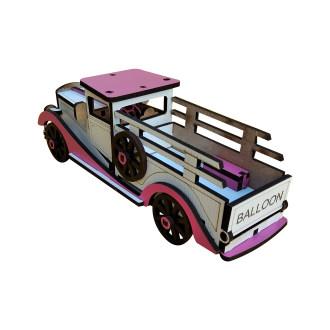 اسباب بازی چوبی مدل wkcr