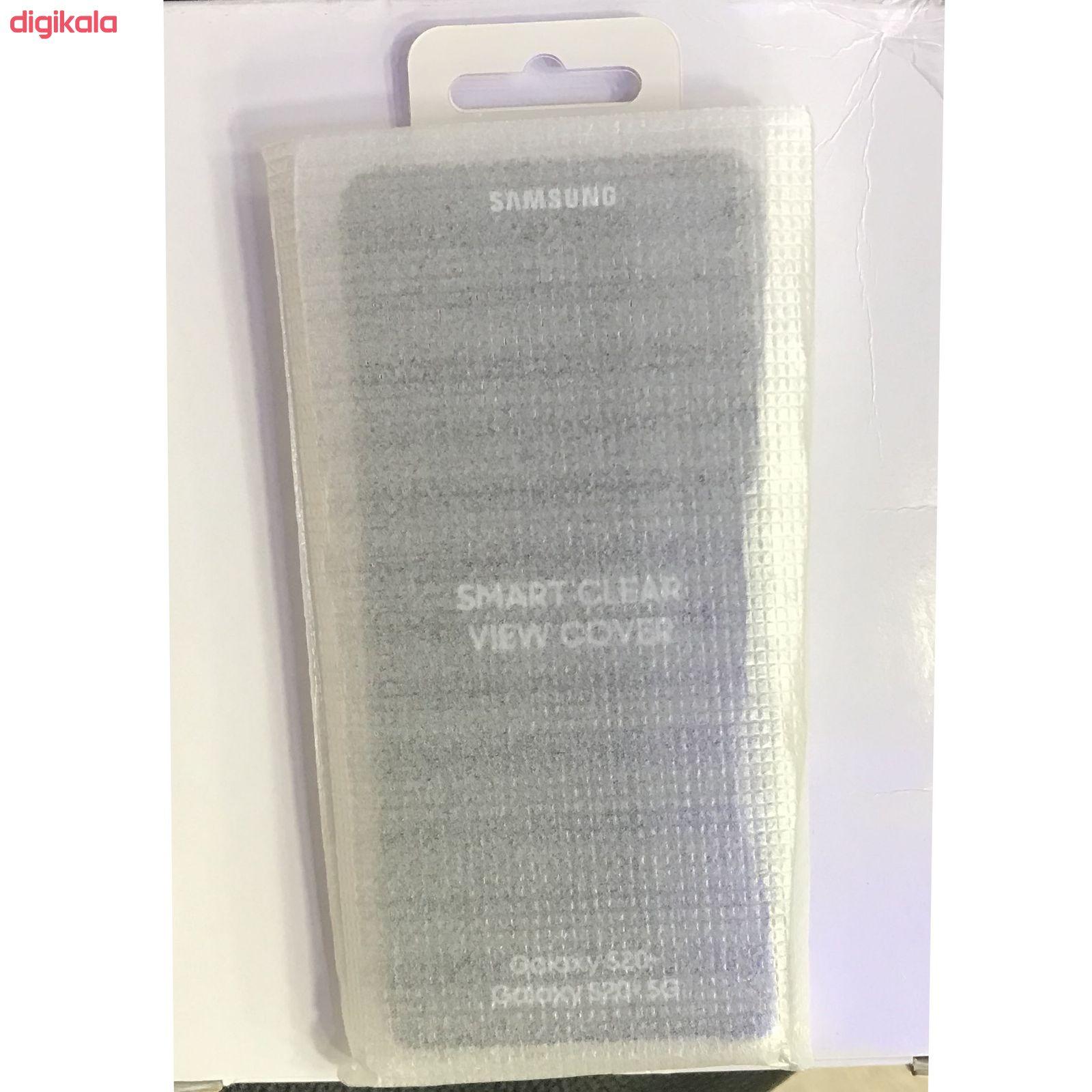 کیف کلاسوری سامسونگ مدل EF-ZG985 مناسب برای گوشی موبایل سامسونگ Galaxy S20 main 1 1