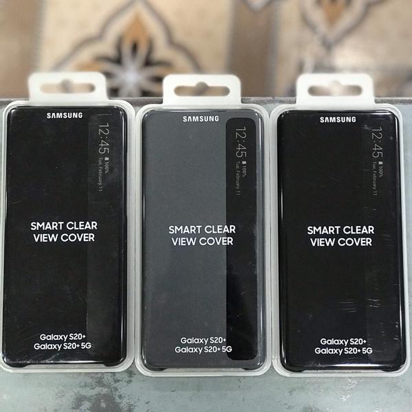 کیف کلاسوری سامسونگ مدل EF-ZG985 مناسب برای گوشی موبایل سامسونگ Galaxy S20 main 1 4