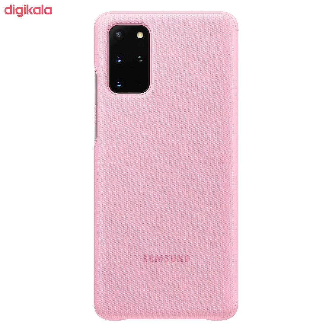 کیف کلاسوری سامسونگ مدل EF-ZG985 مناسب برای گوشی موبایل سامسونگ Galaxy S20 main 1 9
