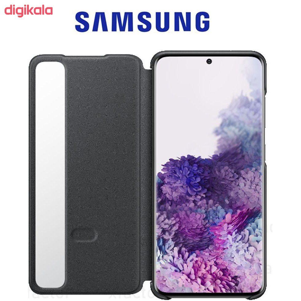 کیف کلاسوری سامسونگ مدل EF-ZG985 مناسب برای گوشی موبایل سامسونگ Galaxy S20 main 1 10