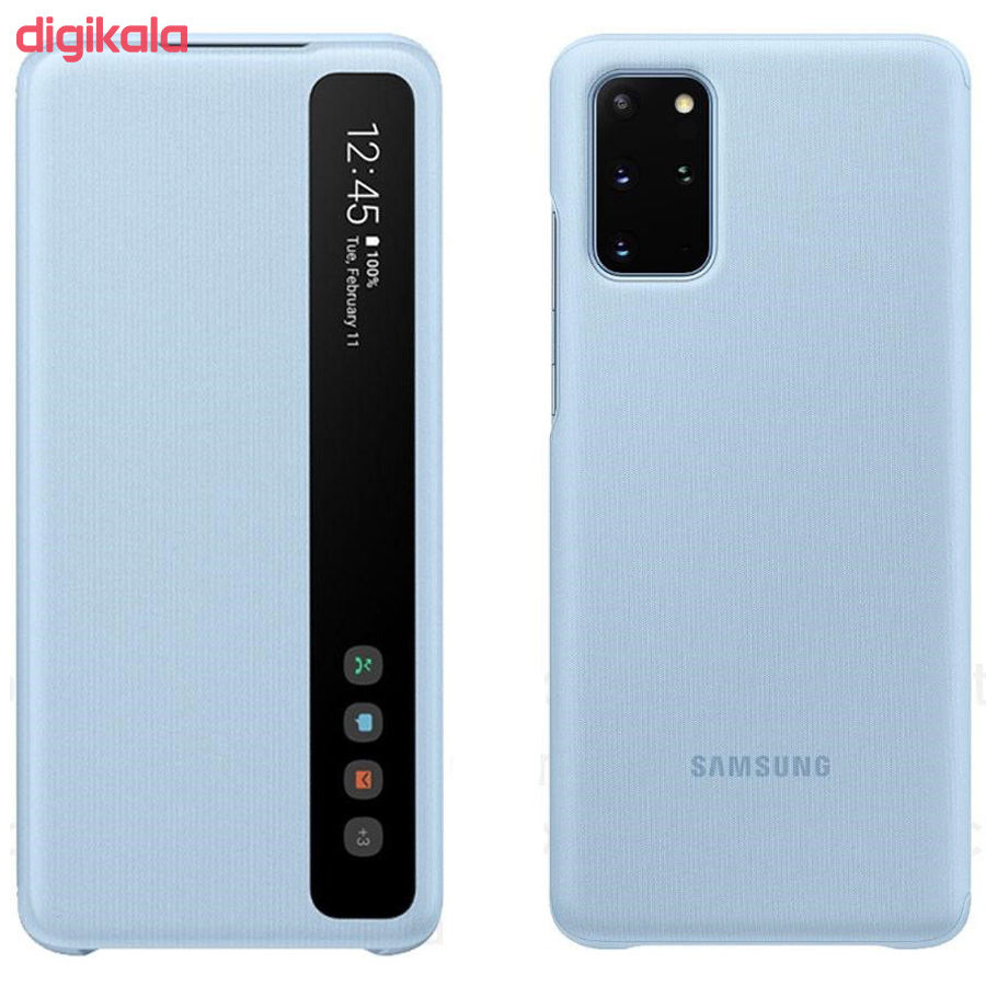 کیف کلاسوری سامسونگ مدل EF-ZG985 مناسب برای گوشی موبایل سامسونگ Galaxy S20 main 1 11