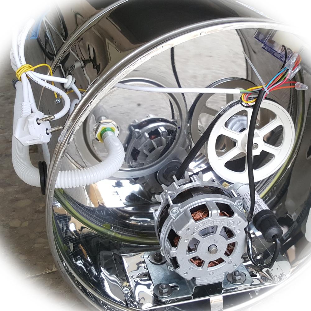 مینی واش مدل RS800B ظرفیت 5 کیلوگرم
