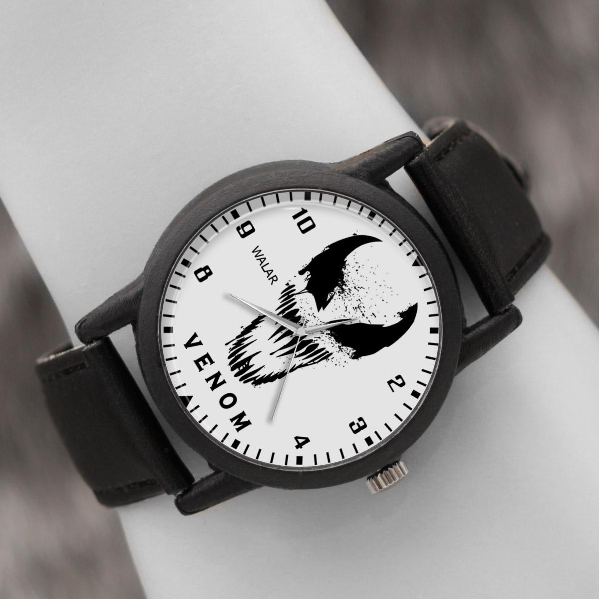 کد تخفیف                                      ساعت مچی عقربه ای والار طرح ونوم کد LF2050