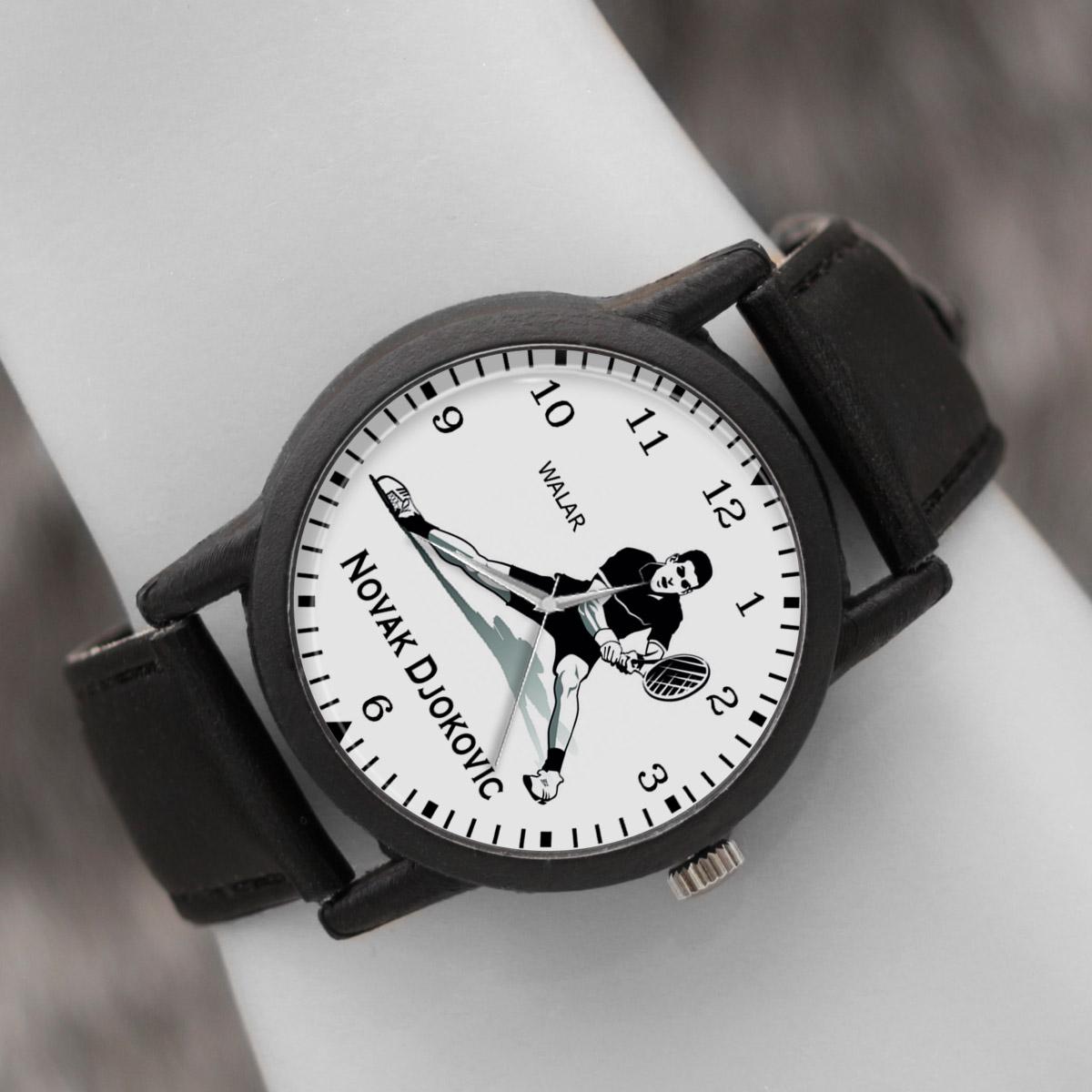 ساعت مچی عقربه ای والار طرح نواک جوکوویچ کد LF2088              ارزان