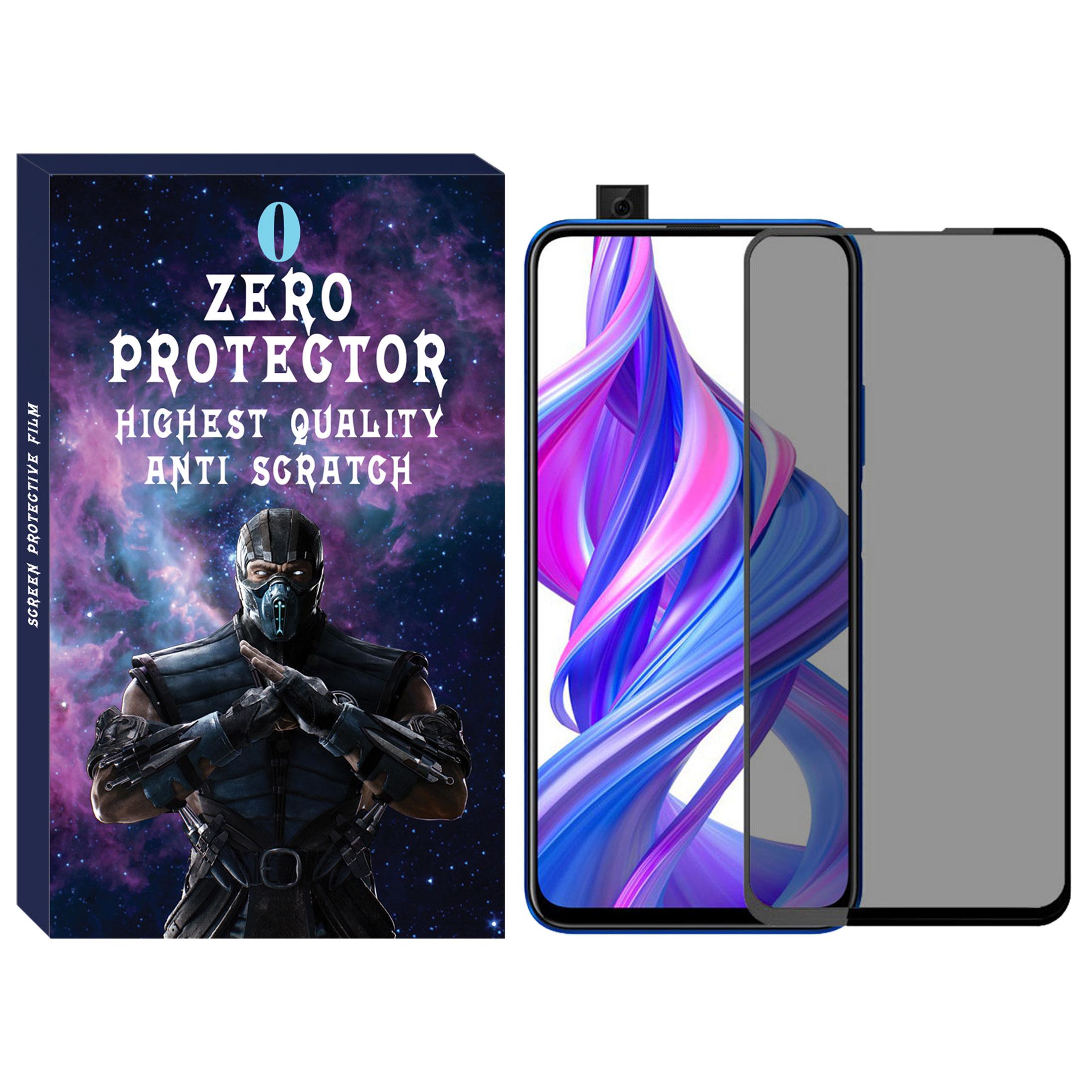 محافظ صفحه نمایش حریم شخصی زیرو مدل PRZ-01 مناسب برای گوشی موبایل هوآوی Y9s