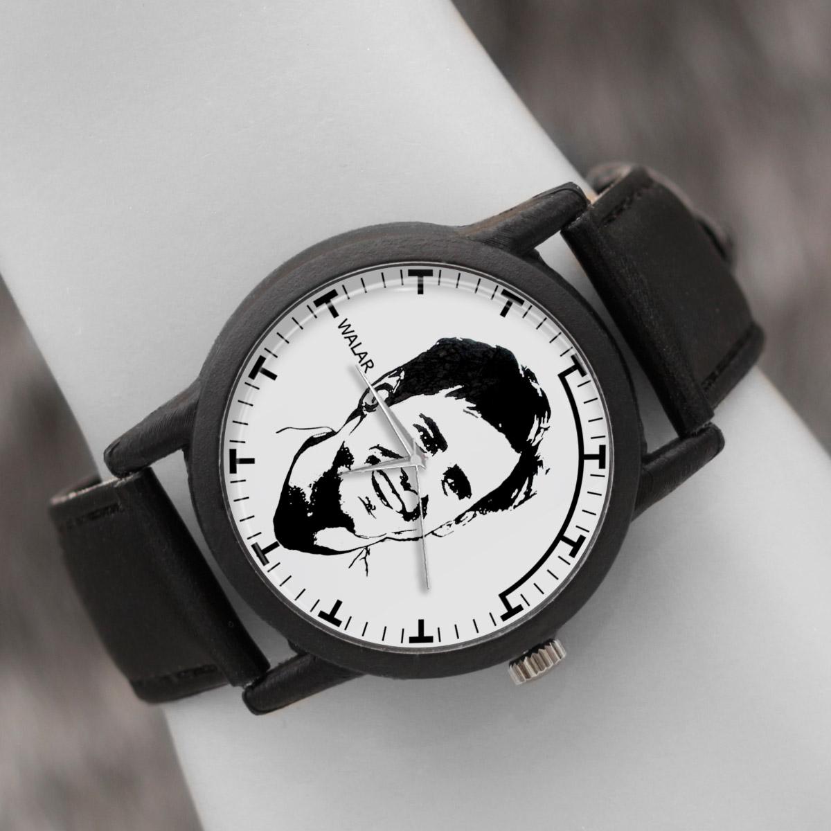 ساعت مچی عقربه ای والار طرح جیم کری کد LF2419              ارزان