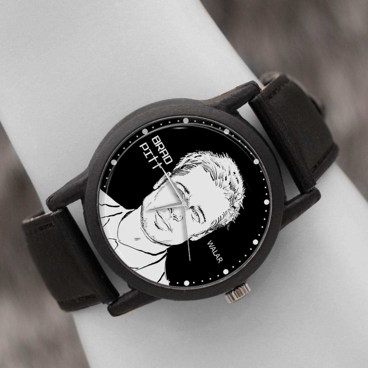 کد تخفیف                                      ساعت مچی عقربه ای والار طرح برد پیت کد LF2423