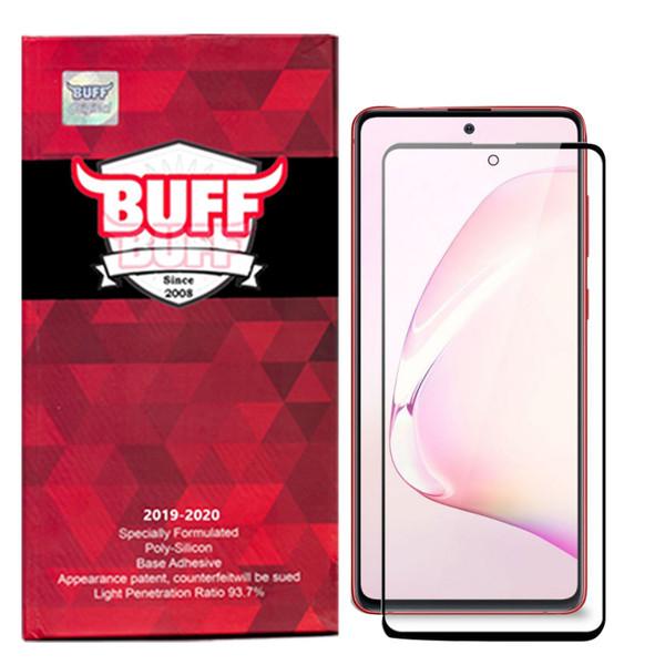 محافظ صفحه نمایش 5D بوف مدل F33 مناسب برای گوشی موبایل سامسونگ Galaxy Note 10 Lite