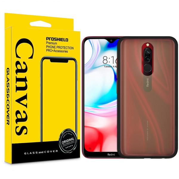 کاور کانواس مدل BMH-01 مناسب برای گوشی موبایل شیائومی Redmi 8