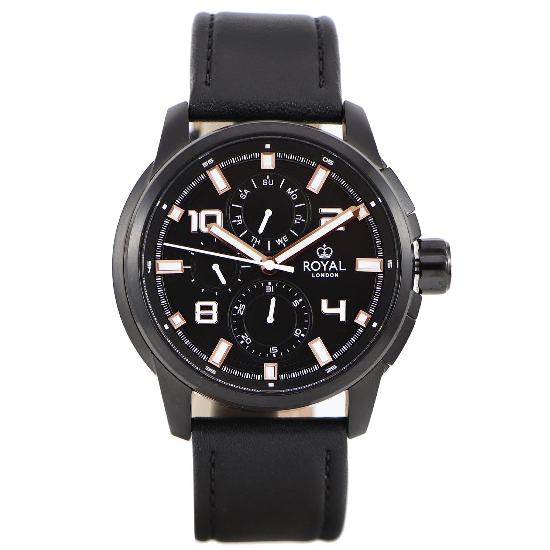 کد تخفیف                                      ساعت مچی عقربه ای مردانه رویال لندن مدل RL-41384-01