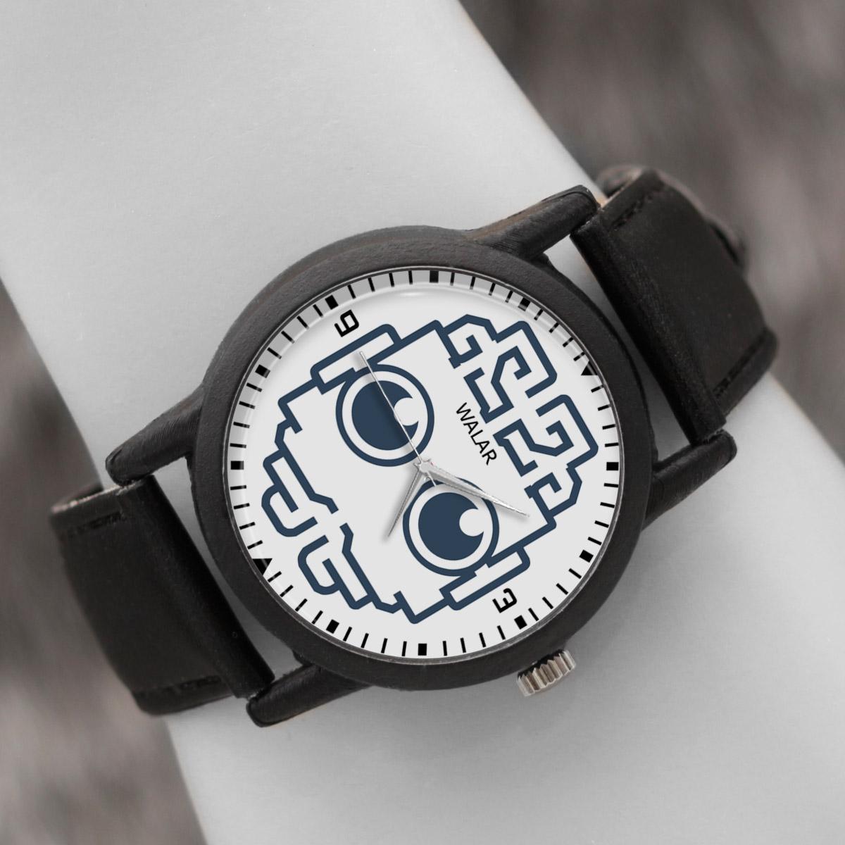 ساعت مچی عقربه ای والار طرح رباتیک کد LF2567              ارزان