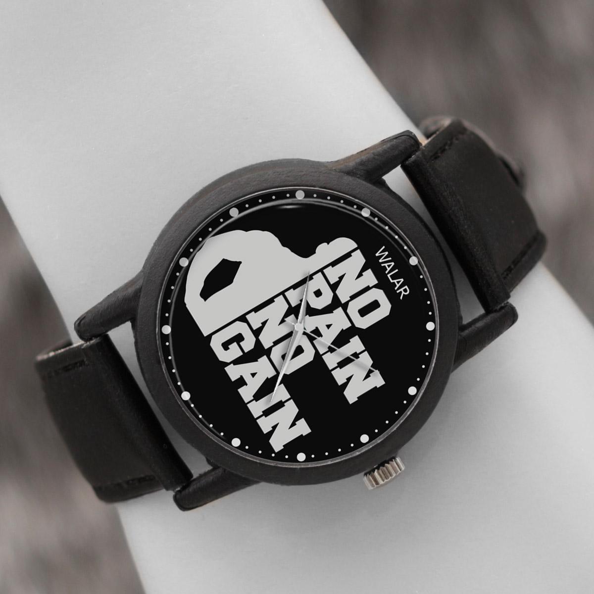 کد تخفیف                                      ساعت مچی عقربه ای والار طرح بدنسازی کد LF2695